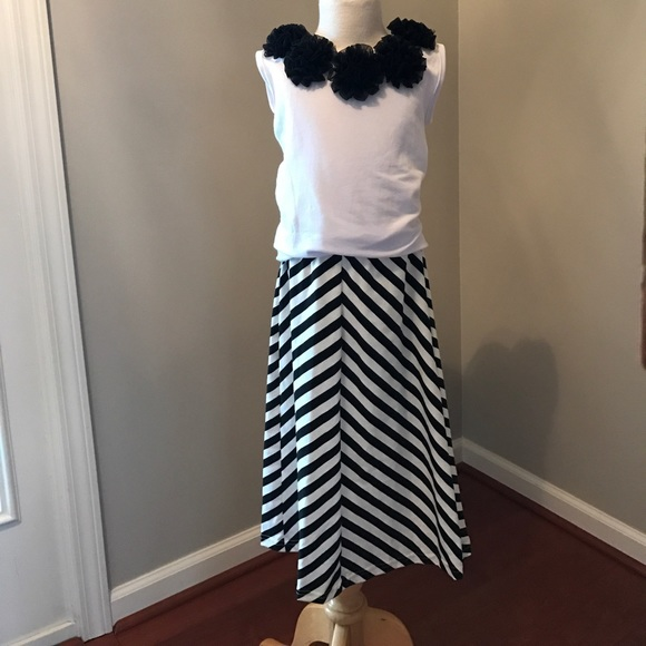 40 other maxi skirt and top set size 5 6 from