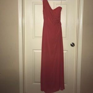 after six Dresses & Skirts - One Shoulder Formal Dress