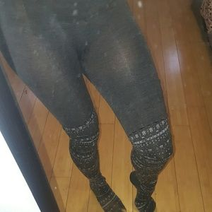 Accessories - Sexy Sweater Stockings Leggings