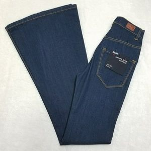Urban Outfitters Denim - UO Wide Groupie Flare High Rise Jeans Q6