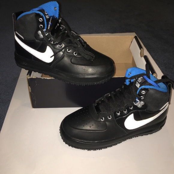 Nike Boot Youth Air 7 1 Nwt Lunar Force New OXiTwZuPkl
