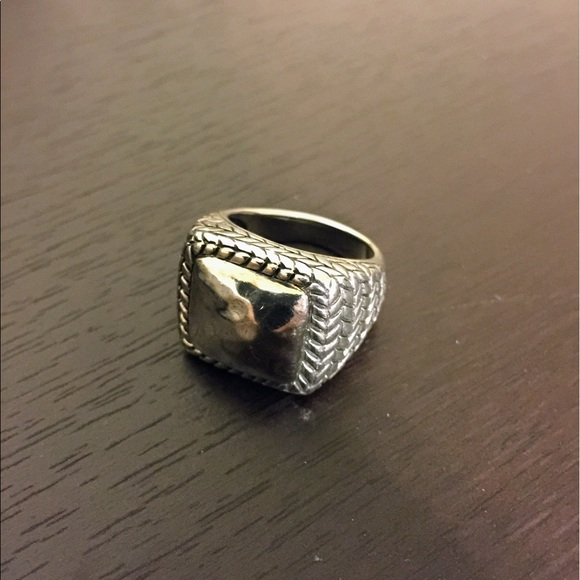 silpada silpada 925 sterling silver bold ring from r s