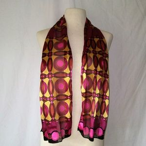 2for1 STUNNING Silky Head/Neck Scarf