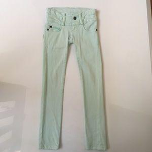 Imps & Elfs Other - Imps & Elfs Mint Skinny Jeans Size 6
