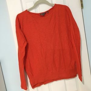 VINCE super soft cotton sweater