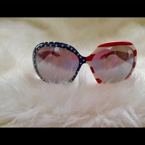 Children's Place Other - Girls Stars & Stripes Sunglasses 4th of July