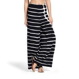 Marimekko Pants - Marinekko for Target Palazzos Pants White Black M