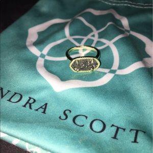 Kendra Scott Drusy Ring size 5