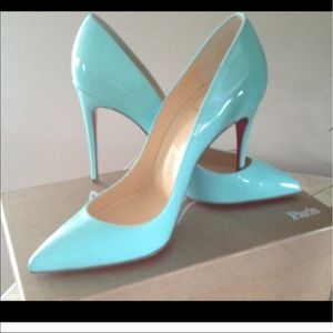 Christian Louboutin Shoes - New Christian Louboutin 100mm Pigalle Heels
