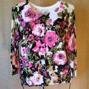 Joseph Allen Sweaters - Joseph A. Women's Cardigan Size Medium