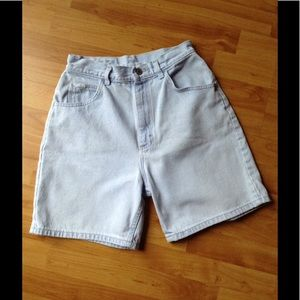 Vintage Highwaist Denim Shorts
