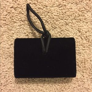 Handbags - Black clutch