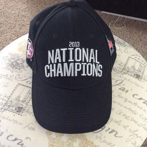 Other - National championship FSU hat