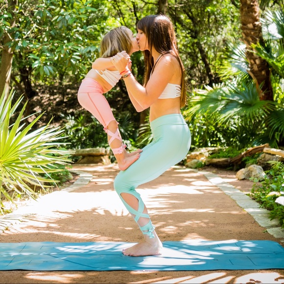 b6da010a600217 flexi lexi fitness Pants | Mint Flexi Dancer Leggings | Poshmark