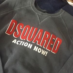 DSQUARED Other - BRAND NEW DSQUARED Crew Neck Sweatshirt