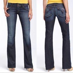 Hudson Jeans Denim - Hudson Signature bootcut jeans