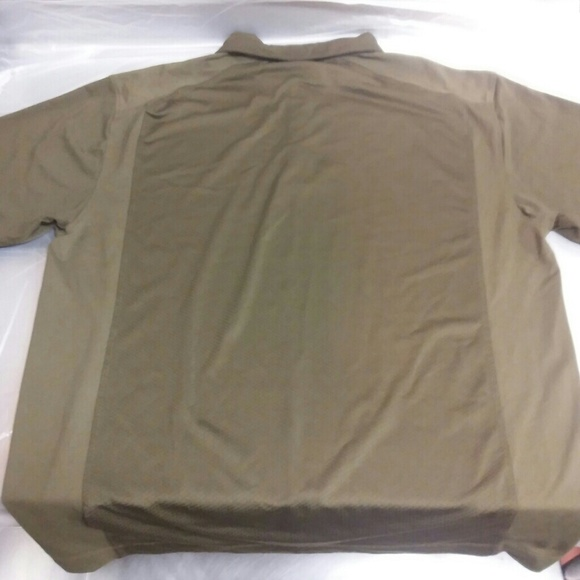 83 off nike other nike golf fit dry forest green medium for Forest green polo shirts
