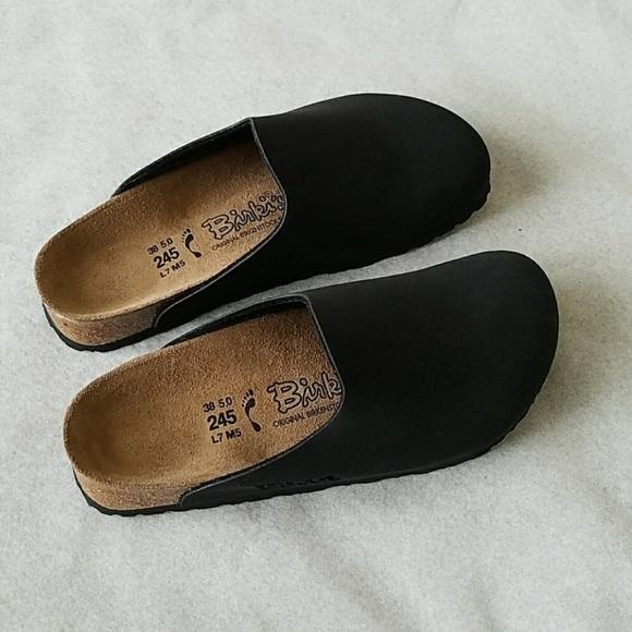 a5bc025c7385 Birkenstock Shoes - 🥀 Birkenstock Amsterdam Clogs