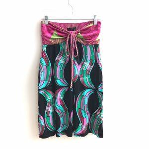 Custo Barcelona Dresses & Skirts - Custo Barcelona strapless dress