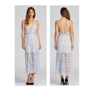 Alice McCall Dresses & Skirts - WanderLust Powder Blue Dress