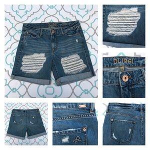 """DL1961 Pants - 💙👖Awesome DL1961 Jean Short👖💙25 0 6"""" Destroyed"""