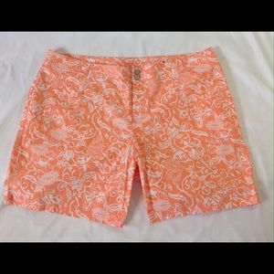 Lane Bryant Pants - Lane Bryant Floral Shorts