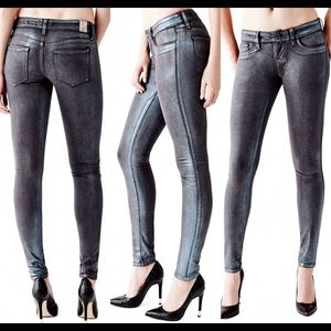 GUESS POWER SKINNY IN RADIANT INDIGO