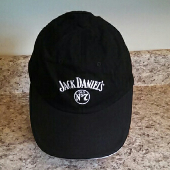 5ac83734769 Jack Daniels Other - Black Jack Daniel s Old No. 7 Baseball Cap Hat