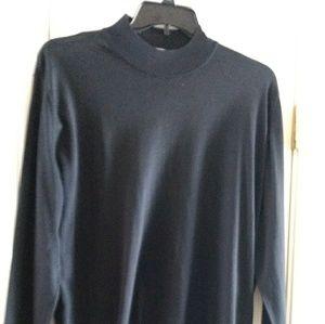 Gran Sasso Other - Men's Gran Sasso Black Sweater, Size 56