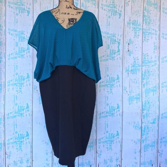 torrid Dresses | Retro Chic Like New Plus Size Dress Size 3x | Poshmark