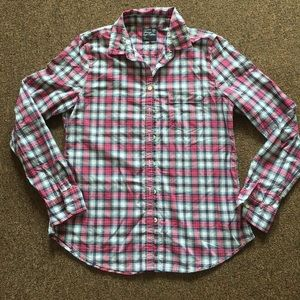 American Eagle Outfitters Tops - American Eagle Long Sleeve Button Down