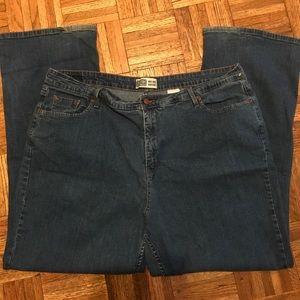 Levi's Denim - Levi's Signature Mid Rise Bootcut Jeans Plus Size