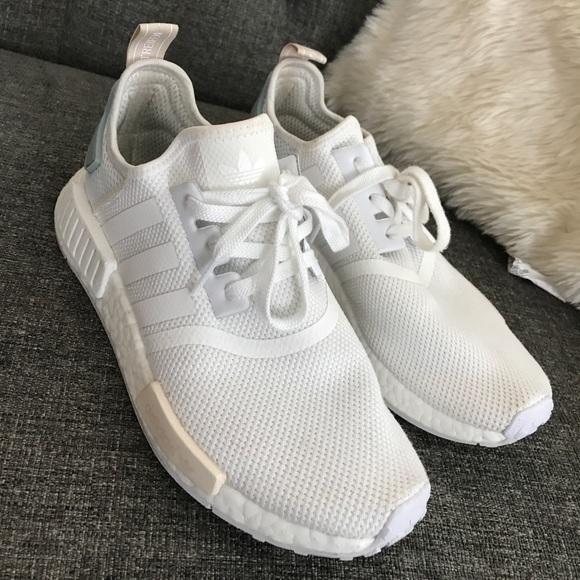 3e16c213913b0 Adidas Shoes - White adidas NMD 100% authentic