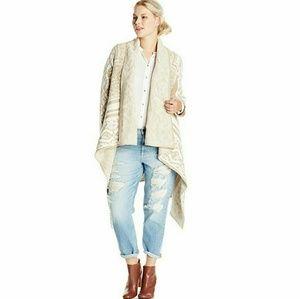 Calvin Klein Sweaters - ❤ Calvin Klein Womens Knit Wrap Poncho EUC