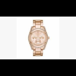 Remix Ladies Rose Gold Watch