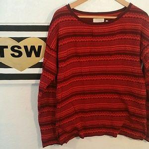 H&M Sweaters - H & M CUDDLY ARIZONA SKY COLOR SOFT SWEATER MEDIUM