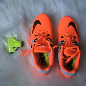 Nike Shoes - Brand new Nike rival S sprint spikes