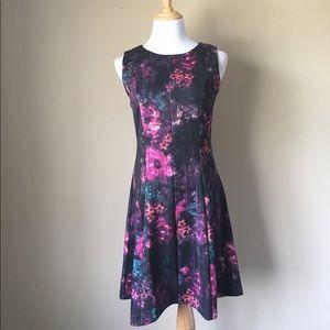 Cynthia Rowley patterned dress