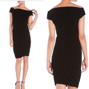 Ports 1961 Dresses & Skirts - PORTS 1961 Velvet Midi Dress sz 2