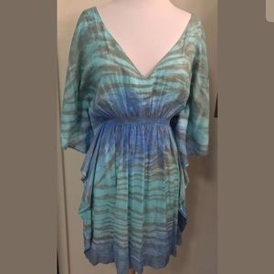 Tiare Hawaii Other - Tiare Hawaii cover up tunic top dress one size