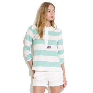 Madewell Fairgame Rugby Shirt