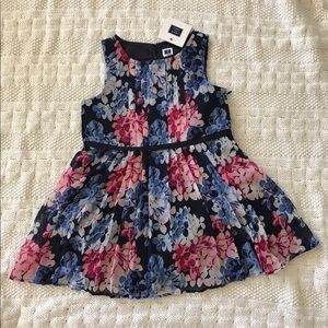 Janie and Jack Other - Janie and Jack baby girl 18-24months floral dress