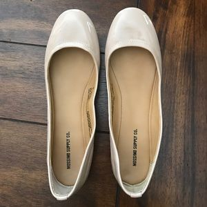 Mossimo Supply Co. Shoes - Women's Mossimo blush pink flats size 8