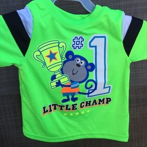 Other - 2 shirts for a baby 👶