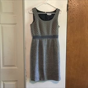 Adorable Calvin Klein work dress size 6