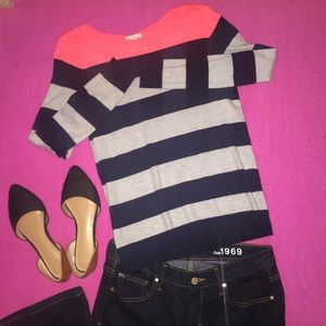 Gap Lightweight Striped Sweater