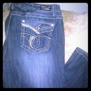 Denim - Women's jeans 16 short