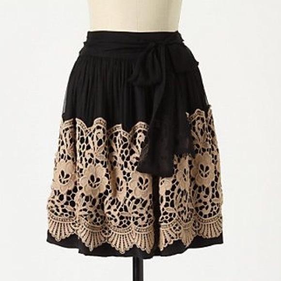 715a20cf7e9e Anthropologie Dresses & Skirts - Anthropologie Darjeeling Skirt