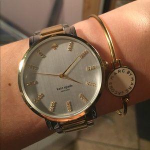 FLASH SALE Kate Spade Gramercy Grand Watch