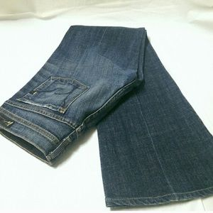 Citizens Of Humanity Denim Blue Jeans
